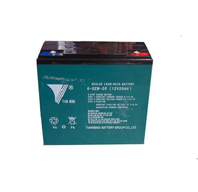 Bateria de Plomo en gel