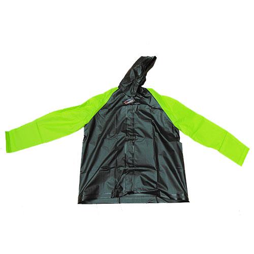 Traje impermeable chaqueta y pantalón