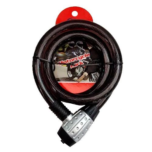 Guaya Candado, Cable De Seguridad Para Moto